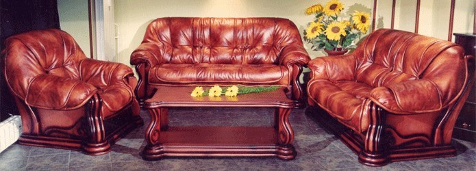 1- Classical soft furniture